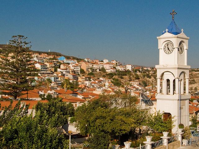 Город Пифагора - Самос, Греция