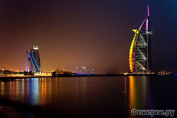 Бурдж Аль Араб (Burj Al Arab) - Джумейрах (Jumeirah)
