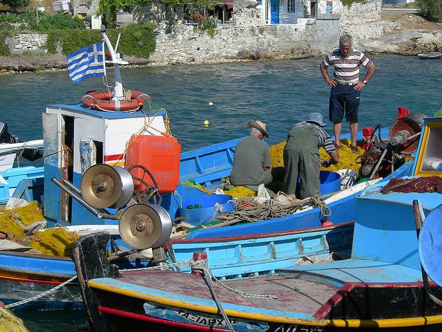 Самос, Греция - Остров Пифагора