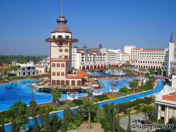 Мардан Палас - Гостиница в Анталие