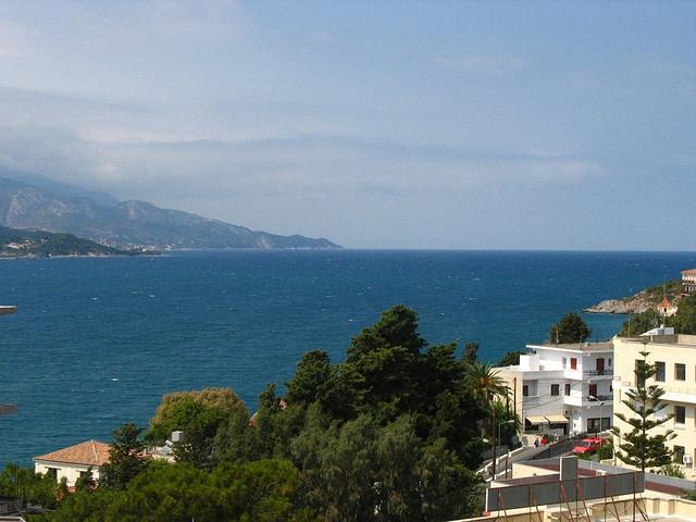 Остров Самос - Греция