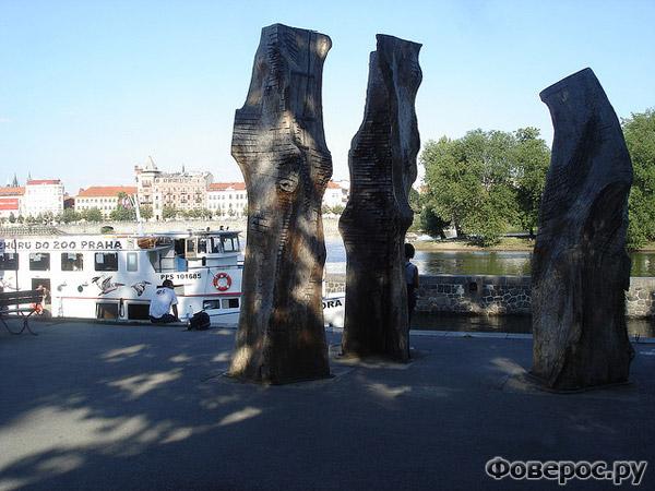 Памятники город Прага Чехия