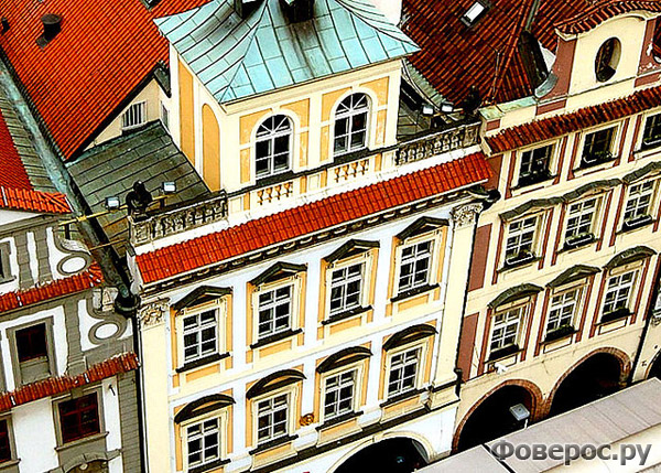 Город Прага - Республика Чехия