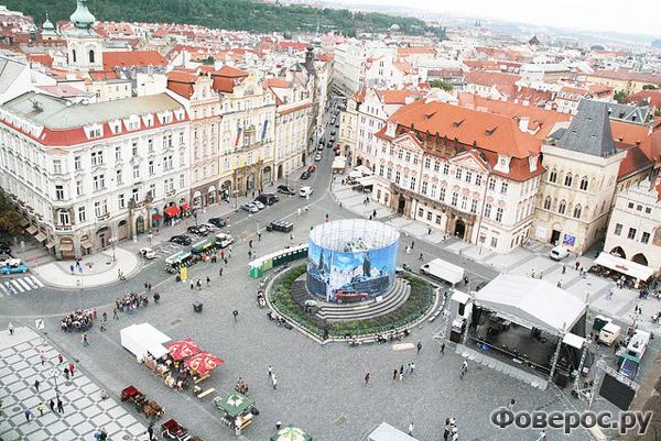 Прага столица Чехии