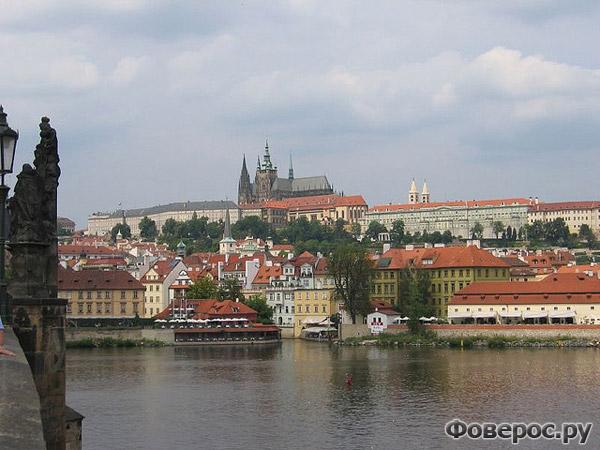 Река - Прага Чехия