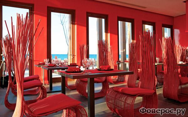Амирандес Грекотель - Ресторан |  остров Крит