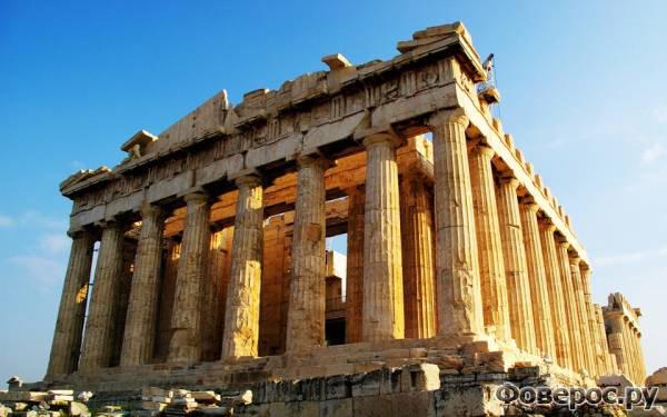 Отдых в Греции - Афины