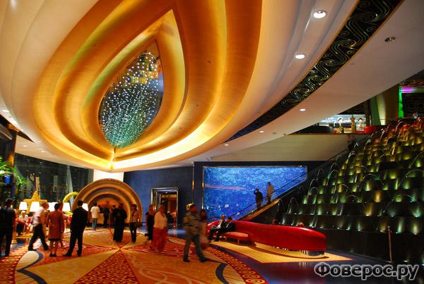 Бурдж Аль Араб (Burj Al Arab) - Хол (Hall)