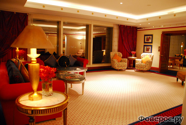 Бурдж Аль Араб (Burj Al Arab) - Номер (Room)