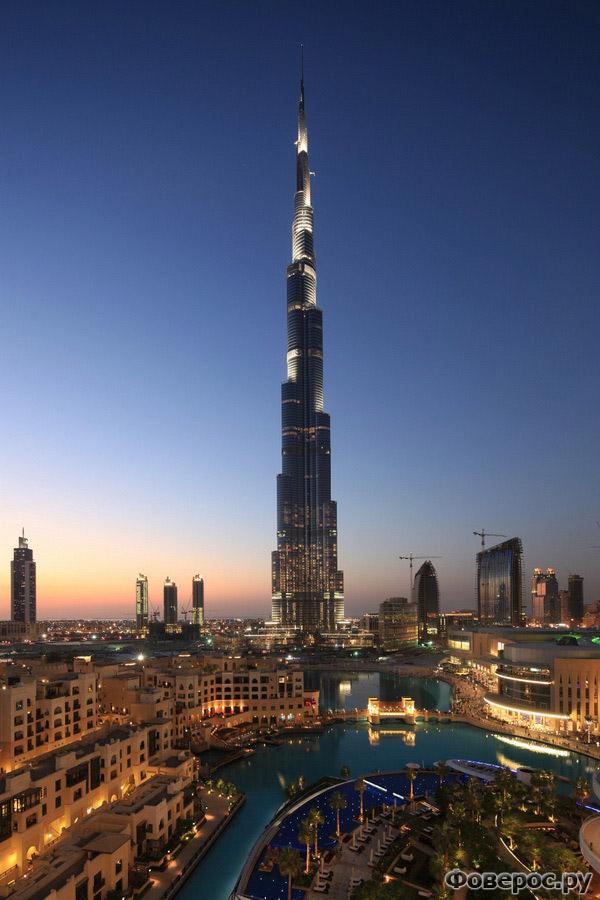 Будрж Халифа - Дубай