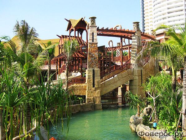 Центара Гранд Мираж - Паттайя Тайланд