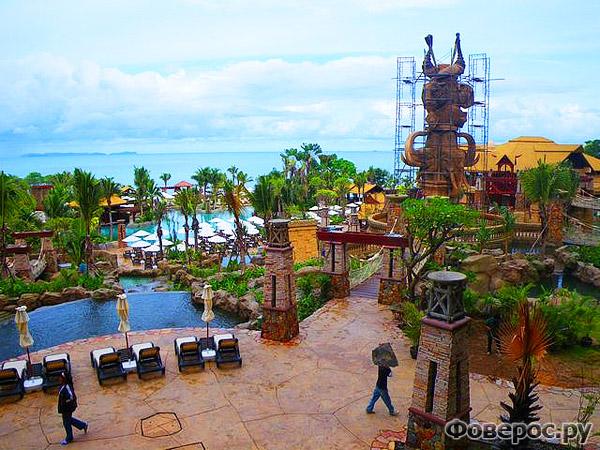 Centara Grand Mirage - Pattaya Thailand