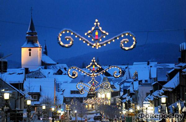 Винтерберг - Германия - Рождество и Новый Год 2011