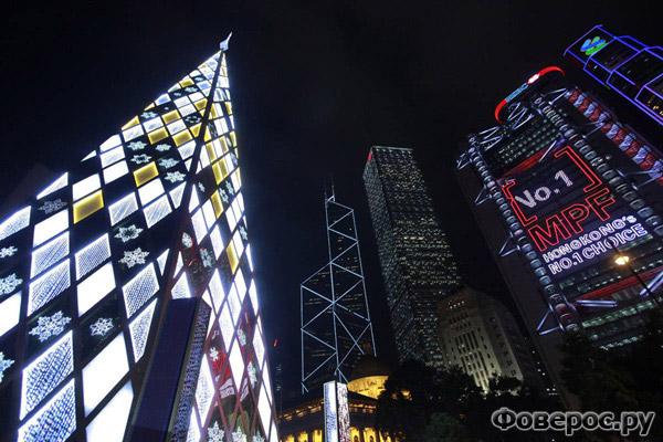 Гонгконг - Рождество и Новый Год 2011