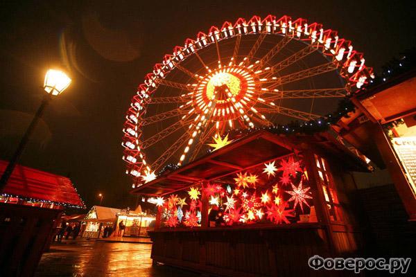 Берлин - Германия - Рождество и Новый Год 2011