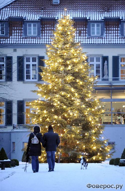 Гелкенсирхен - Германия - Рождество и Новый Год 2011