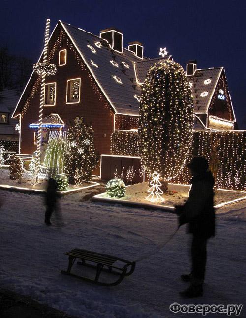 Дортмунд - Германия - Рождество и Новый Год 2011