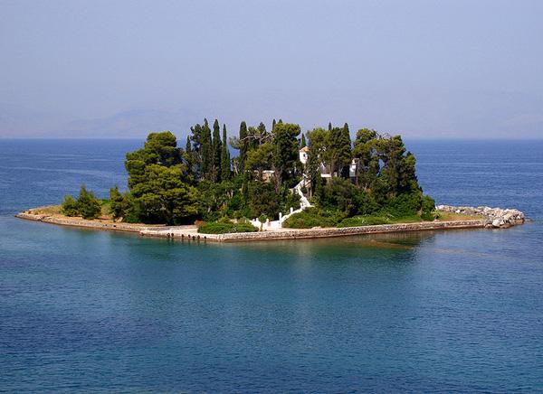 Корфу - Остров Греции