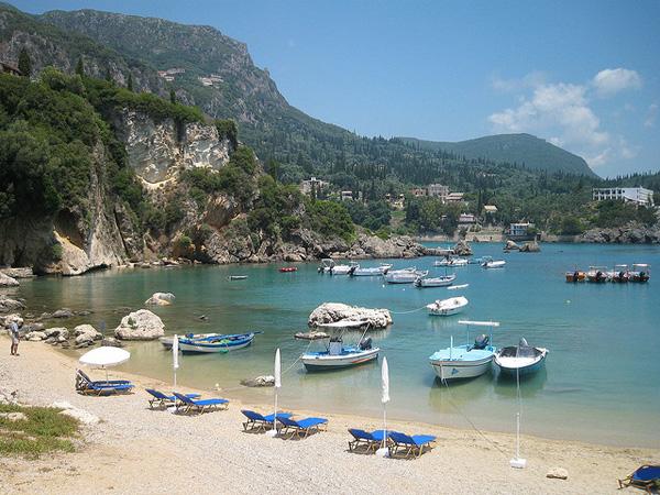 Палеокастрица - Остров Корфу, Греция
