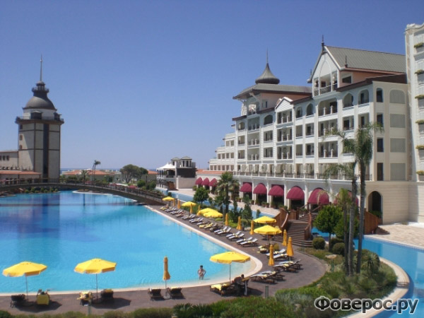 Mardan Palace Antalya - Pool
