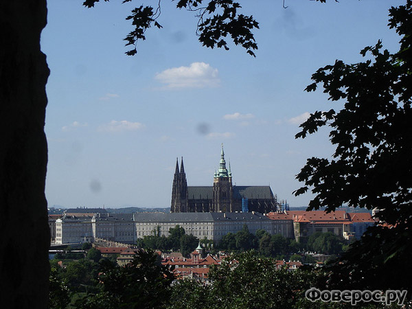 Собор Святого Вита - Прага - Чешская республика