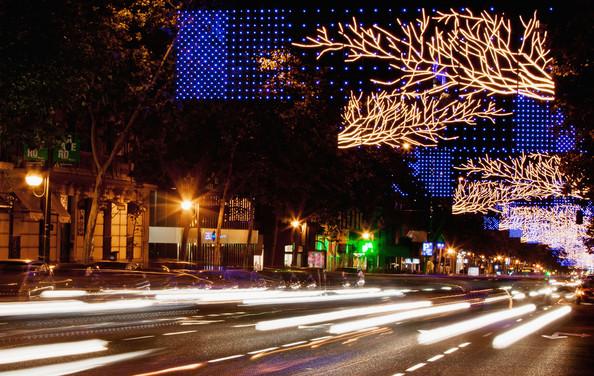 Рождество и Новый Год в Мадриде