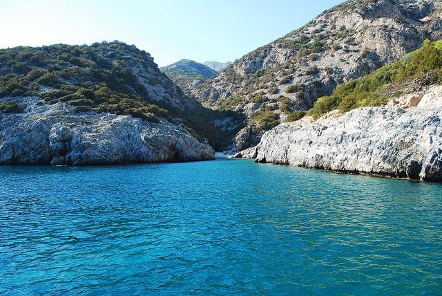 Море и Горы - Остров Самос, Греция