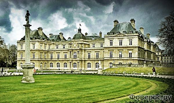 Люксембург - Столица Люксембурга