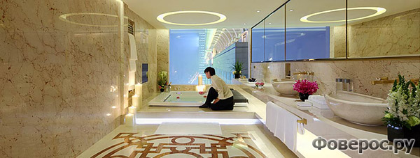 Pangu Plaza Beijing Morgan - Bathroom
