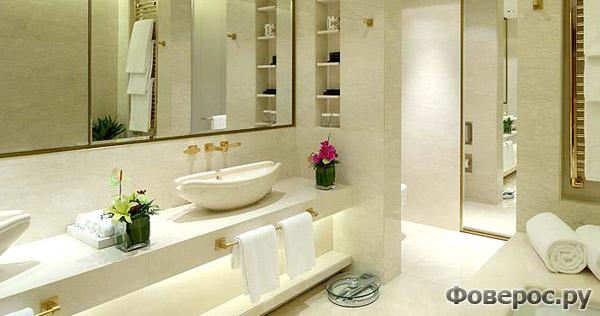 Пангу Плаза - Pangu Plaza - Пекин - Beijing Morgan - Ванная Комната - Bathroom