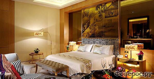 Пангу Плаза - Пекин - Номер в отеле
