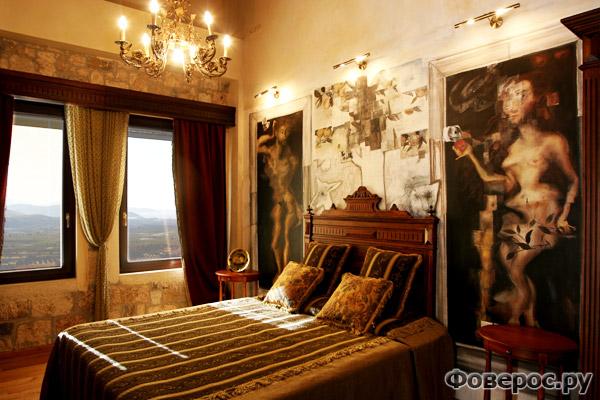 Президентская сюита - Сюиты Левентис Арт (Leventis Art Suites)