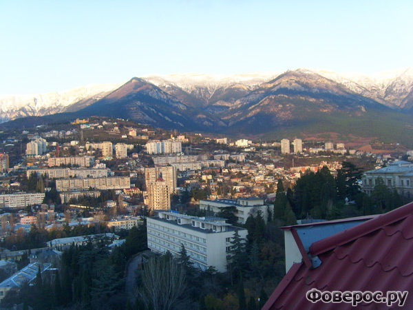 Ялта - Курортный город - Украина