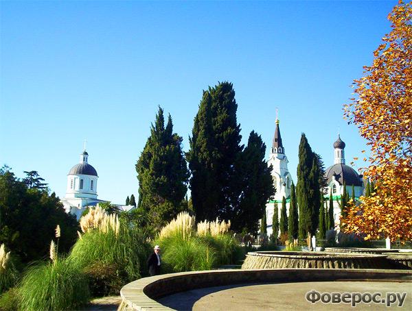 Церковь Святого Архангела Михаила в Сочи