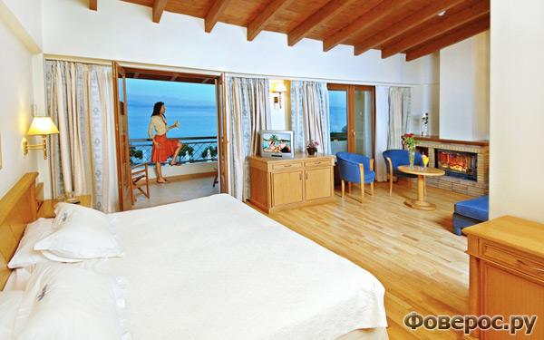 Негропонте Ресорт (Negroponte Resort Eretria) - Отель на острове Эвбея