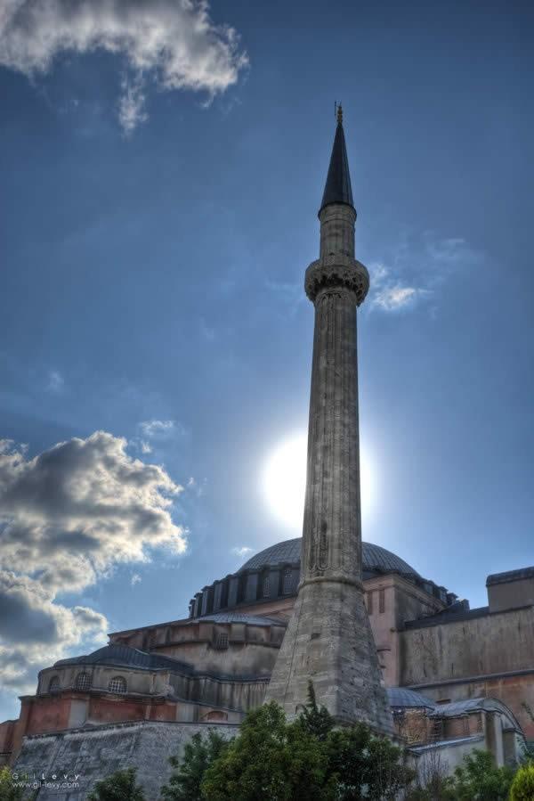 Храм Святой Софии в Стамбуле - Турция