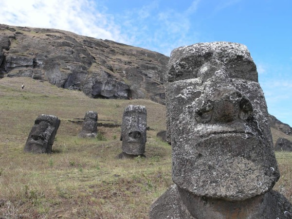Остров Пасхи в полинезийском треугольнике