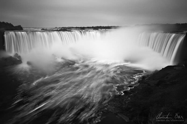 Ниагарский водопад - США