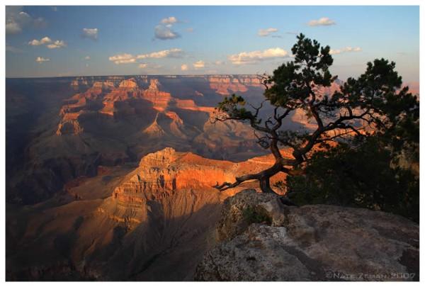 Гранд-Каньон в Аризоне