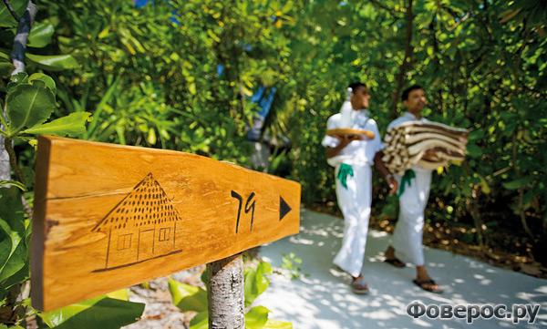 Coco Palm Dhuni Kolhu - Отель на Мальдивах