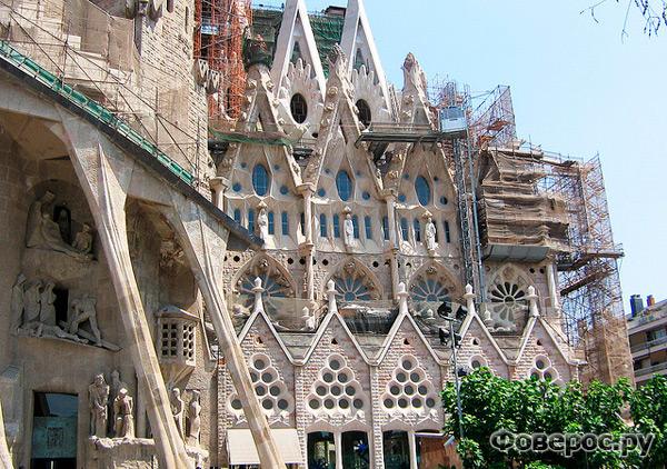 Архитектура Гауди - Барселона
