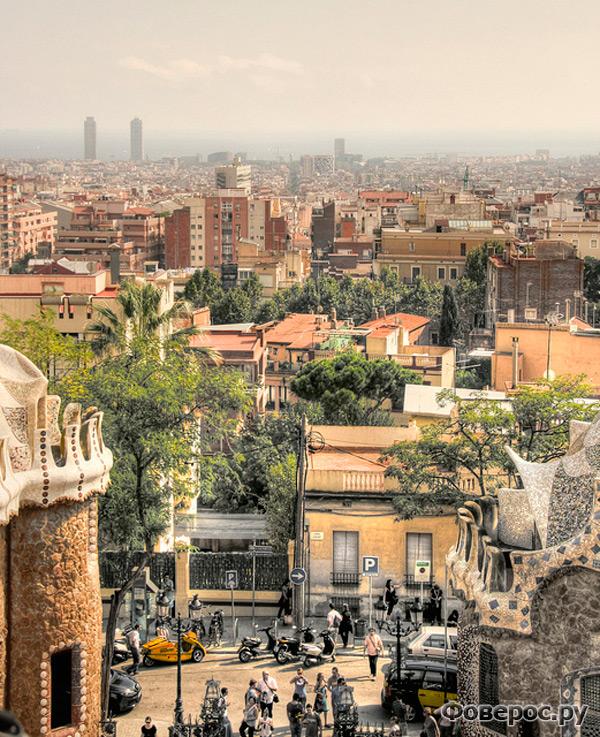 Город Барселона - Барселона