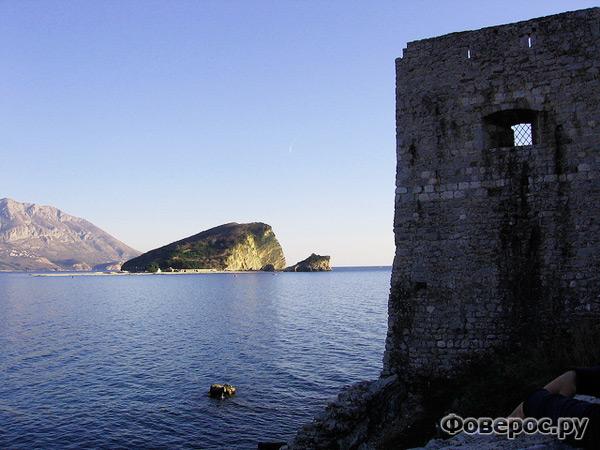 Будва - курорт Черногории