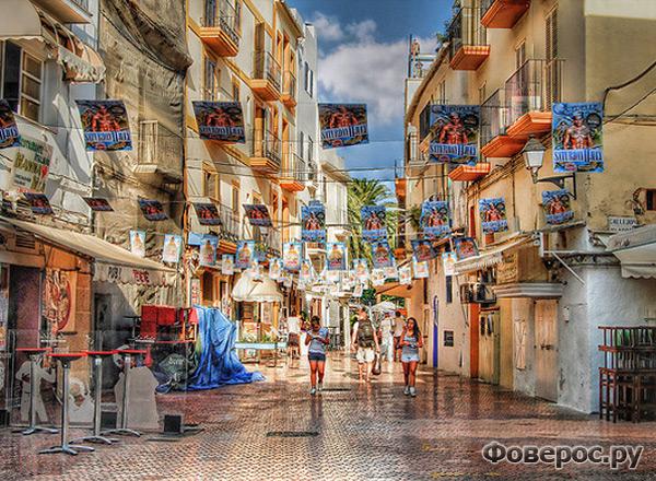 Остров Ибица - Испания