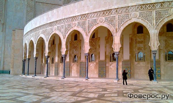 Касабланка - город-символ Марокко