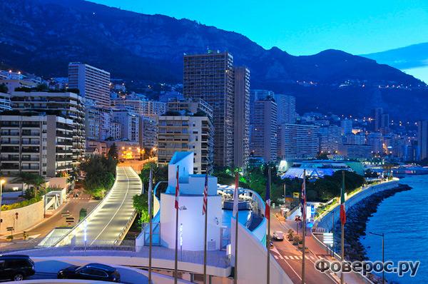 Монте Карло - княжество Монако