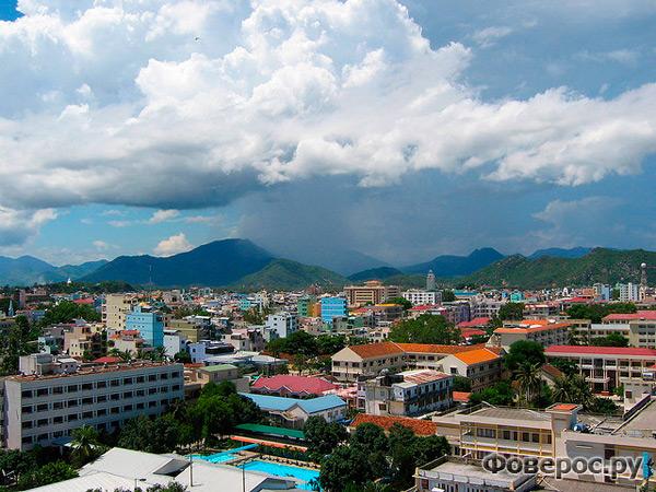 Нья Чанг - Вьетнам