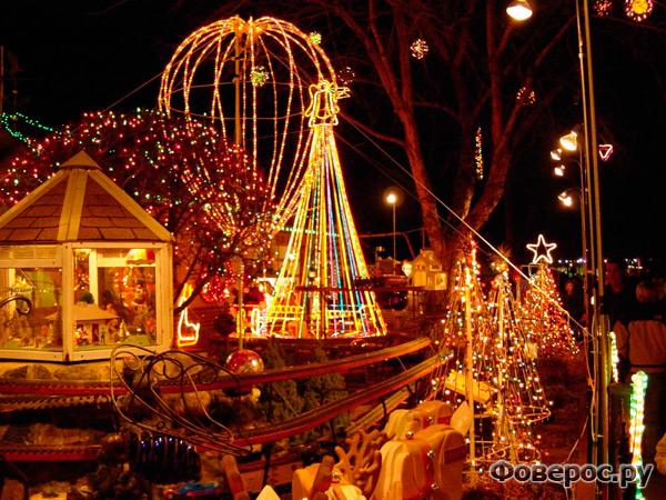 Рождество в Голландии
