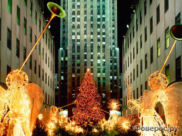Рождество в США