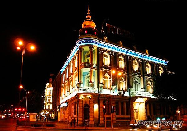 Варна - морская столица Болгарии
